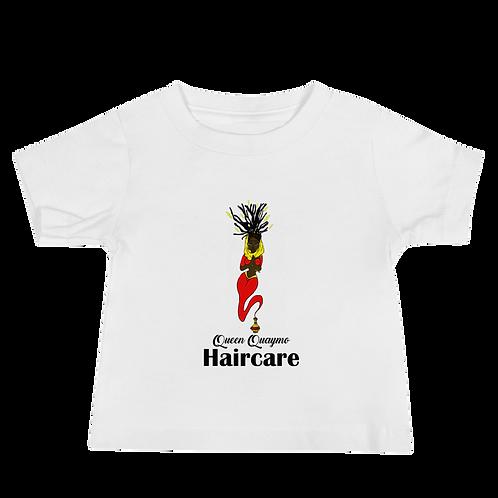 Queen Quaymo Haircare Baby Jersey Short Sleeve Tee