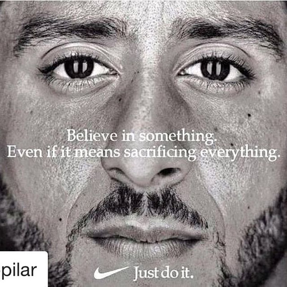 Whats Good with NIKE and Colin Kappernick?