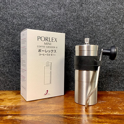 Porlex Mini II - Manual Coffee Grinder