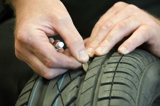 Are your tyres legal? Here's how to check.