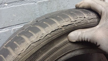 The Dangers of Part-worn Tyres