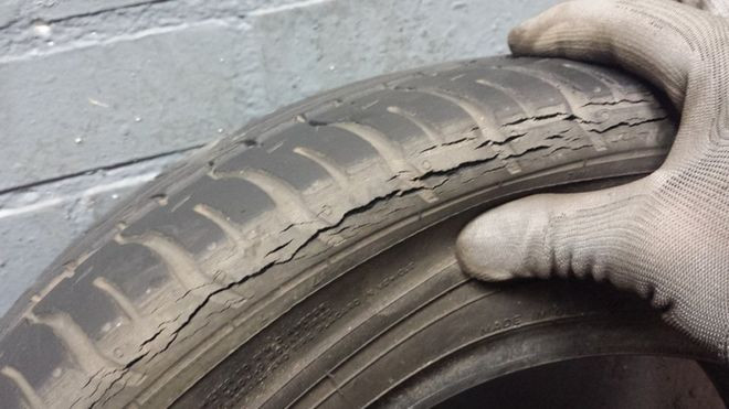The Dangers of Part-worn Tyres