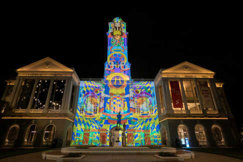 Art Skins - Light to Night Festival 2020