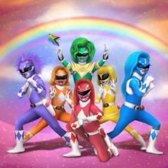 Power Bottom Rangers