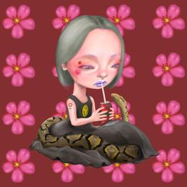 Coke and Snake