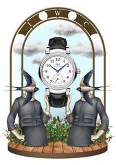 IWC - 'Davinci' illustration