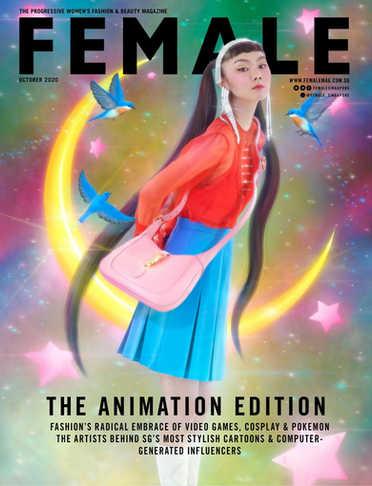FEMALE Magazine, October 2020 Issue