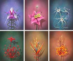 Surreal Flowers