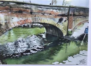 Clopton bridge Stratford Upon Avon