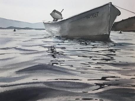 Solitude at Sea
