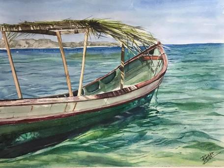 Banana Boat, Panama