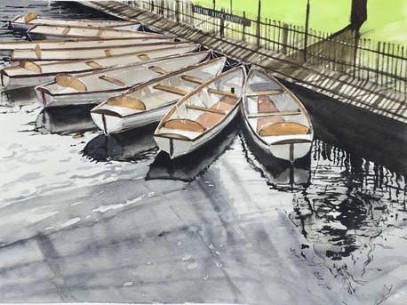 Rowing Boats Stratford Upon Avon