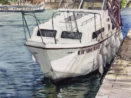 Stratford 'Off the Run' Boat