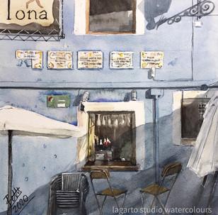 An evening stoll in Dénia