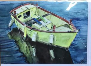 Wonky boat