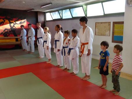 Neues Tomokai-Dojo in Olten