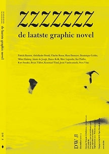 DWB Graphic novel bassant snoekx
