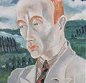 Johan Brouwer. Schilderij Nol de Koning, publ domein