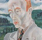 Johan Brouwer. Schilderij Nol de Koning