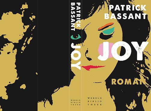 Patrick Bassant Joy 2012 omslag