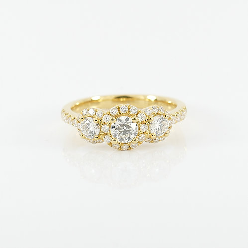 Three-Stone-Ring
