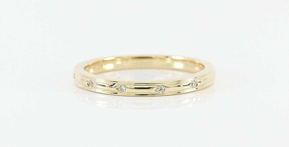 Brillant-Memoire Ring