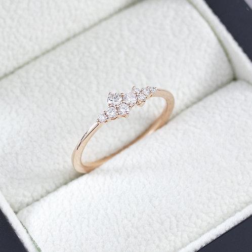 Petite Engagement Ring