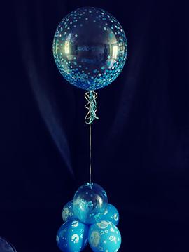 Composition ballon Naissance