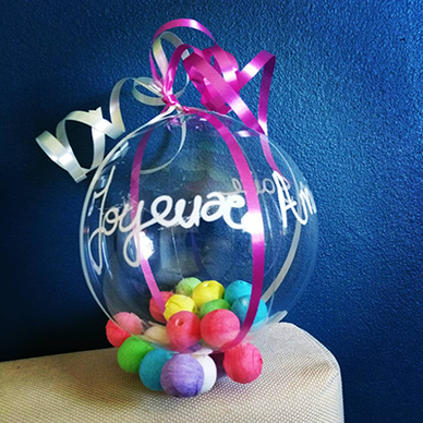 Aqua Balloon anniversaire
