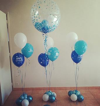 Bouquet de ballon
