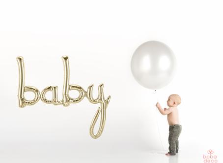 Offrir un bouquet de ballon pour une naissance, c'est original !