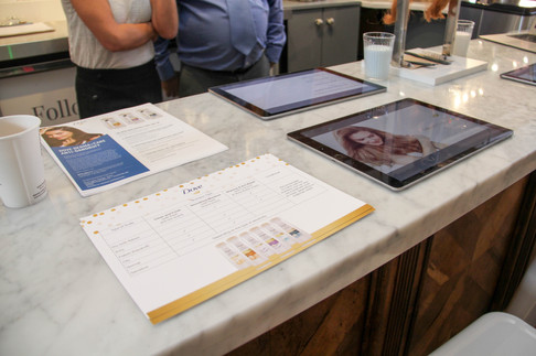 Dove Derma+Care event: Print assets