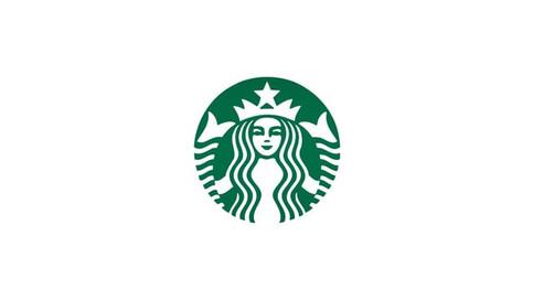 Starbucks logo spot