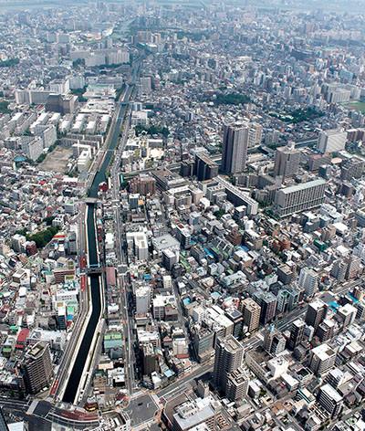 Asakusa Tower, Tokyo