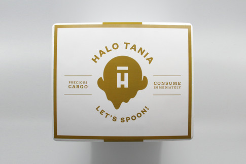 Halo Top launch media kit: exterior