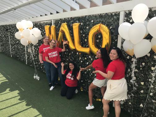 Halo Top NOMO FOMO: T-shirts