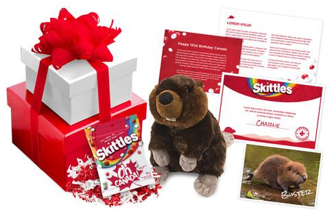 Skittles 151 media kit for local media
