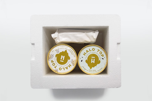 Halo Top launch media kit: details