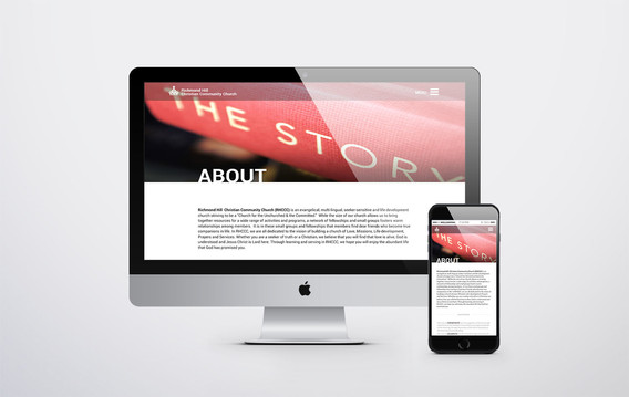 English Website Revamp