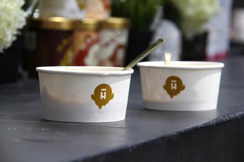 Halo Top NOMO FOMO: Branded cups