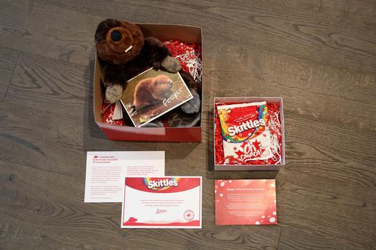 Skittles 151 media kit
