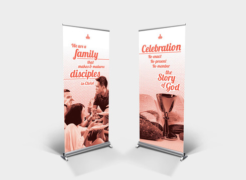 Welcome Banners Set 2