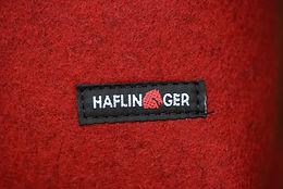 Sac à main Haflinger. Détails.