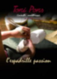 espadrille blanche, espadrille compensée Toni Pons