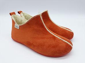 chaussons botillons femme