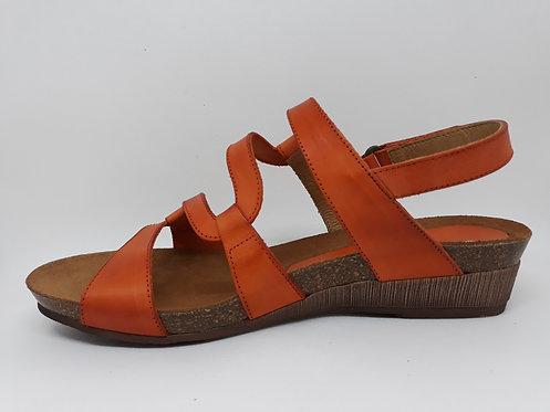 XAPATAN SANDALES femme - orange 2164