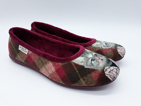 Chaussons ballerines femme - MOLLY