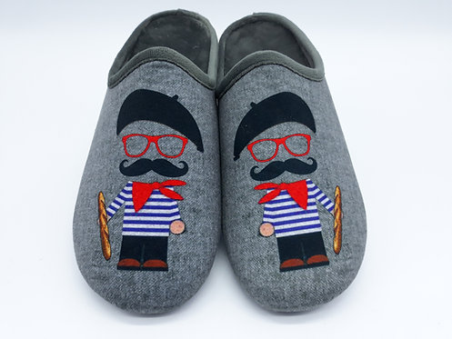 """Chaussons homme """"FRENCHY"""""""