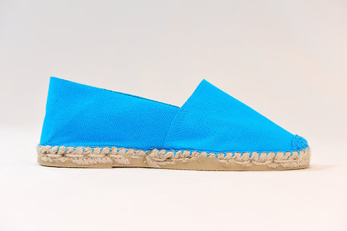 Espadrille homme - TURQUOISE
