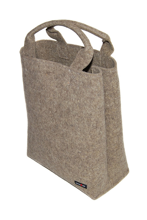 Sac Haflinger - Shopper (beige)